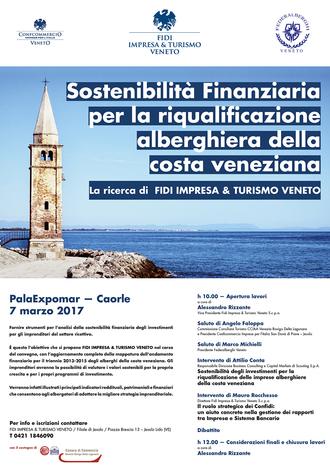 SOSTENIBILITA' FINANZIARIA ALBERGHIERA - Caorle, 7 marzo 2017