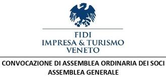24 maggio 2021 - Assemblea Generale Fidi Impresa & Turismo Veneto